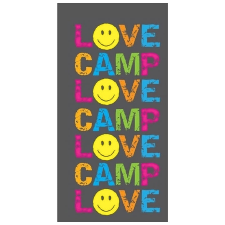 Love Camp Towel