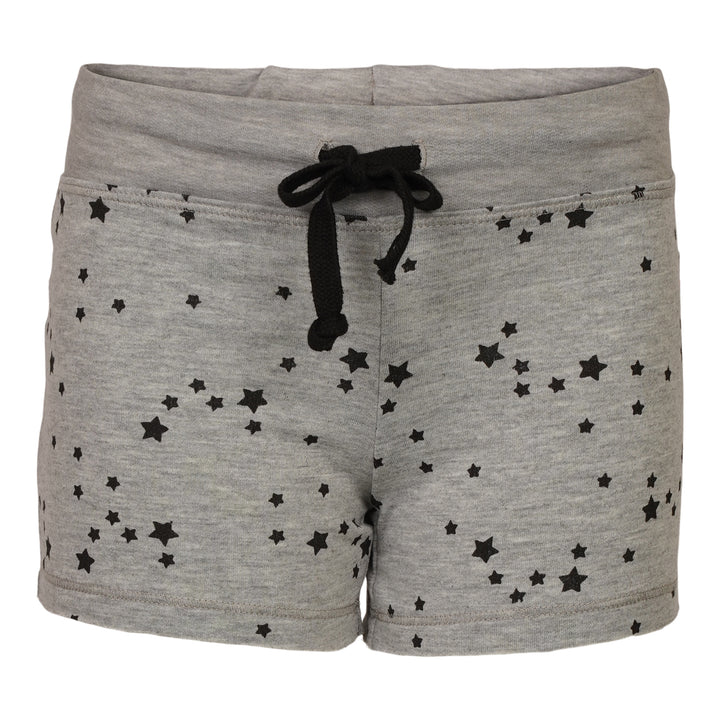 All Over Star Raw Edge Short