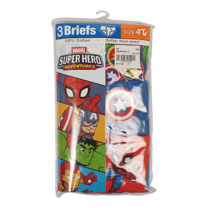 Marvel Super Hero Adventures 3 Pack