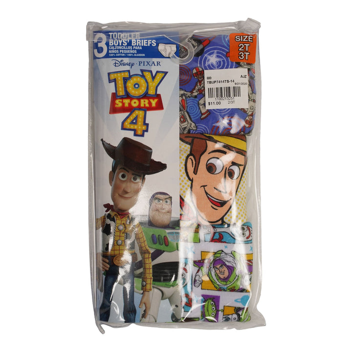 Toy Story 3 Pack Underwear