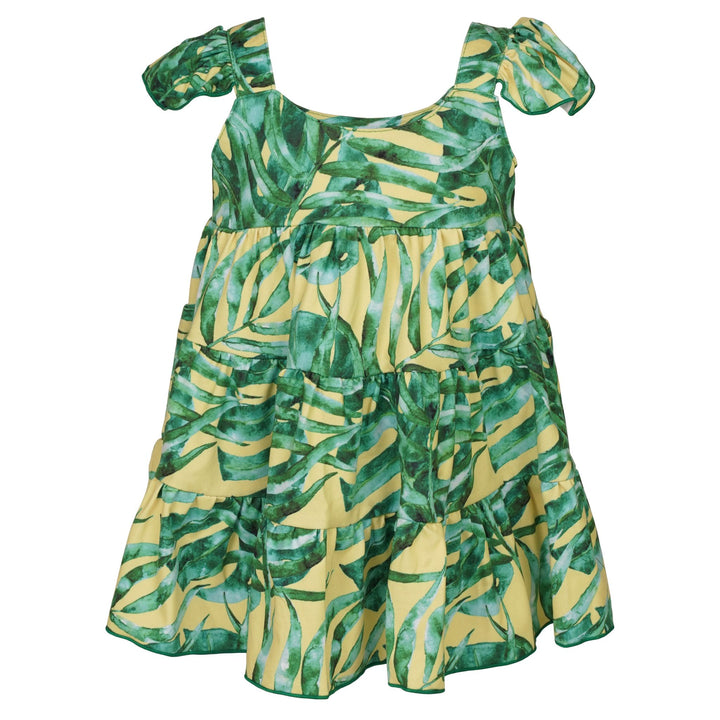 Green Fern Gigi Dress