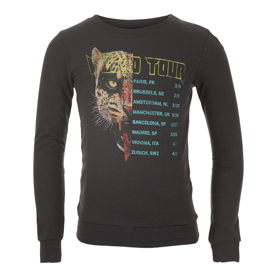 Tiger World Tour Pullover