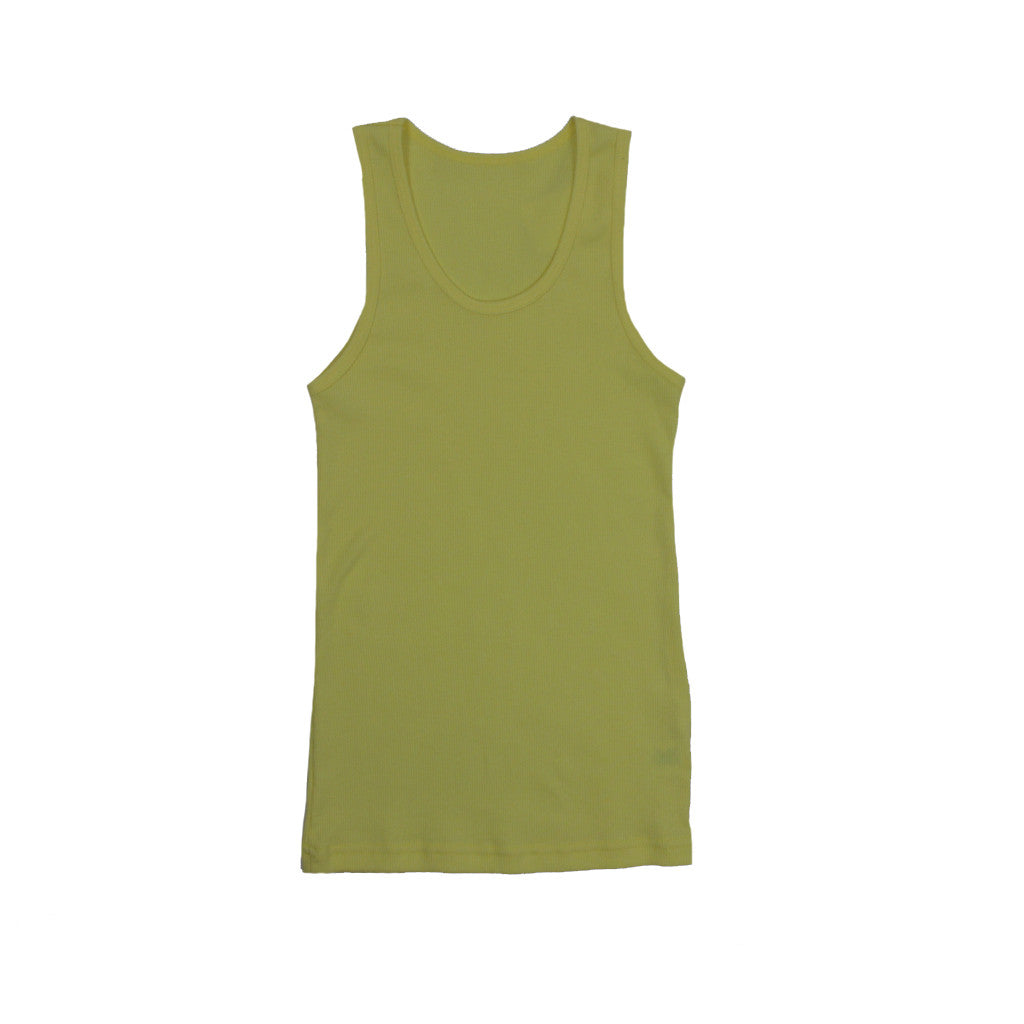 Basic Cotton Tank Top