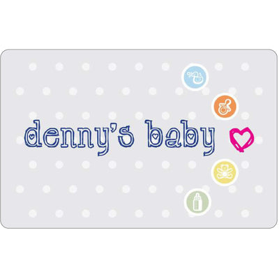 In-Store Gift Card - Baby
