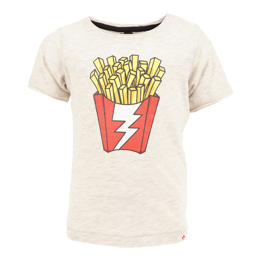 Short Sleeve Shazam Fries