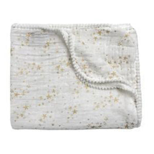 Swaddle Gold Stars