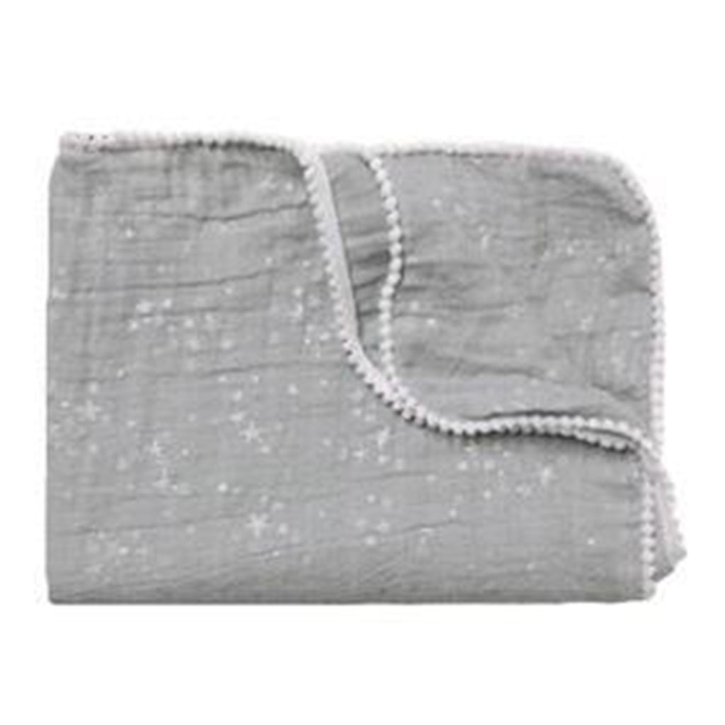 Swaddle Silver Stars