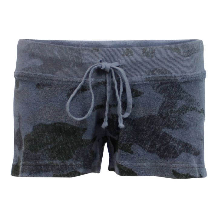 Longer Camo Terry Short