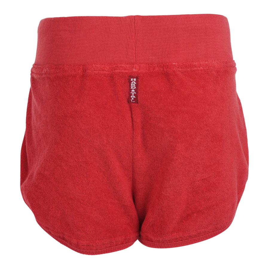 Solid Terry  Gym Short