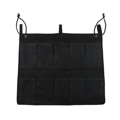Black Shoe Bag
