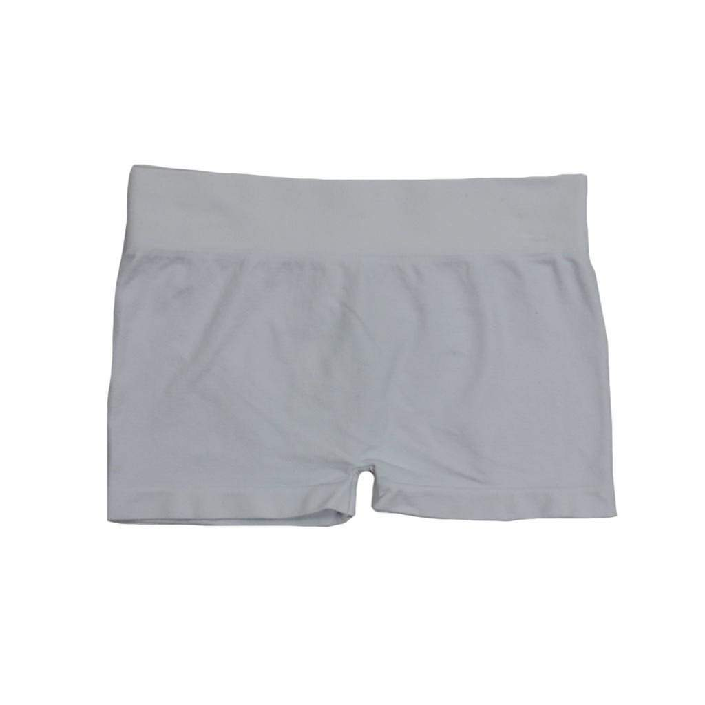 Kids Solid Boy Short