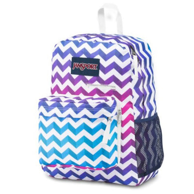 Digital Student Shadow Chevron Backpack