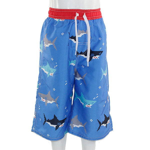 Bitmap Sharks Swim
