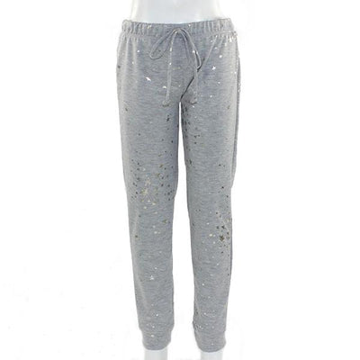 Foil Star Sweatpants
