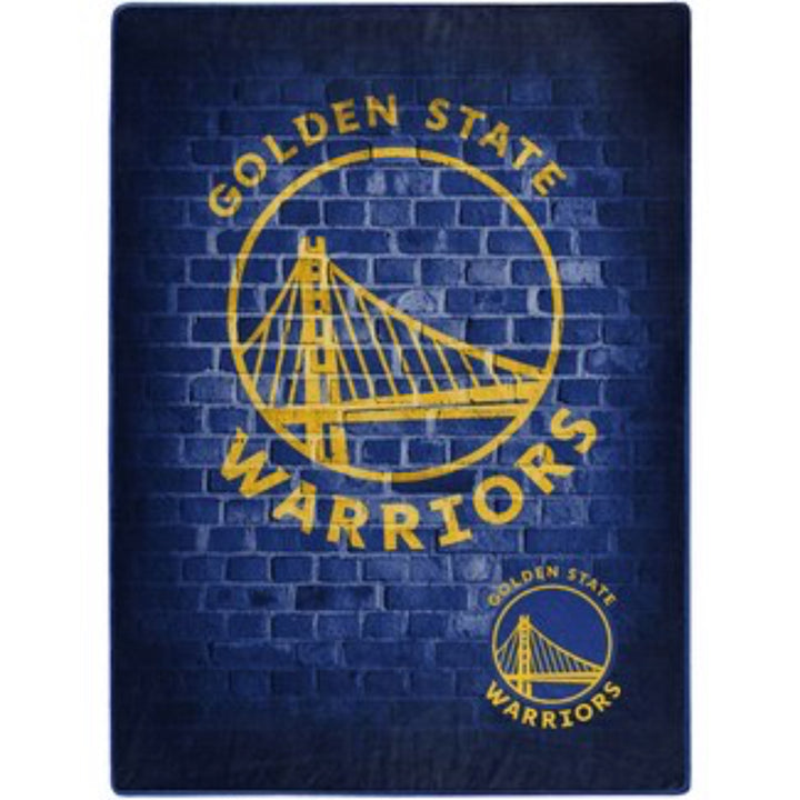 Warriors Blanket