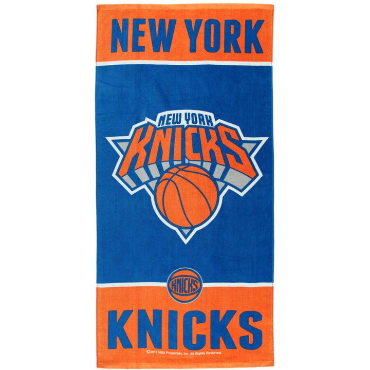 Knicks Beach Towel