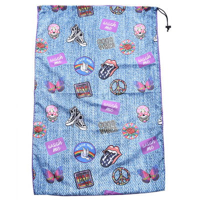 Patches Laundry Bag