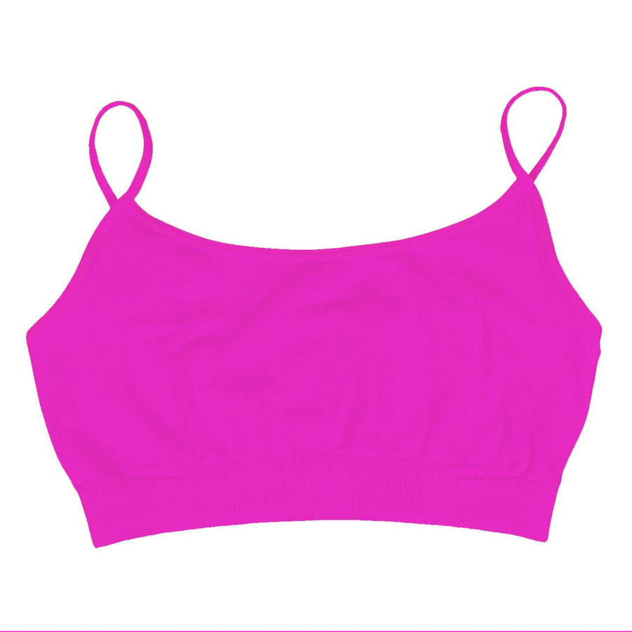 TWEEN BAND BRA CAMI 7-14*