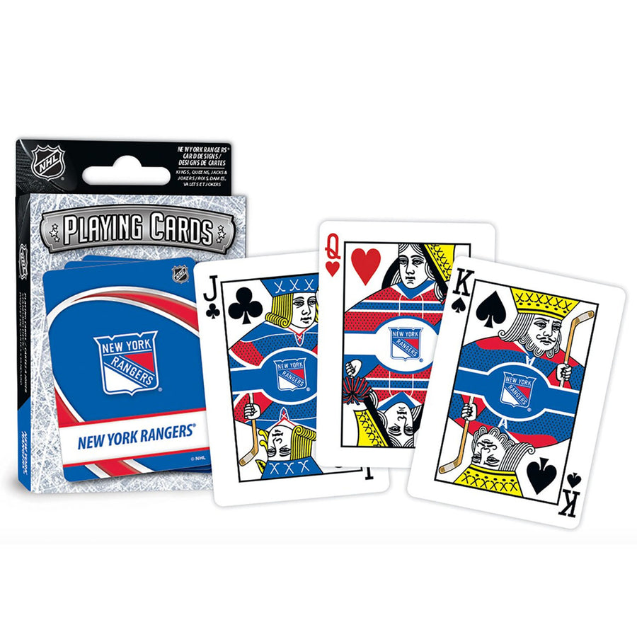 Rangers Playing Cards