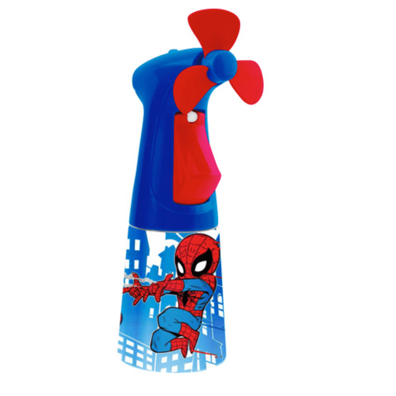Spiderman Misting Fan