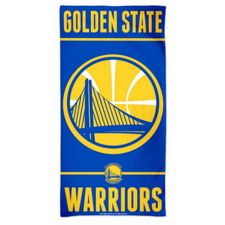 Warriors Beach Towel