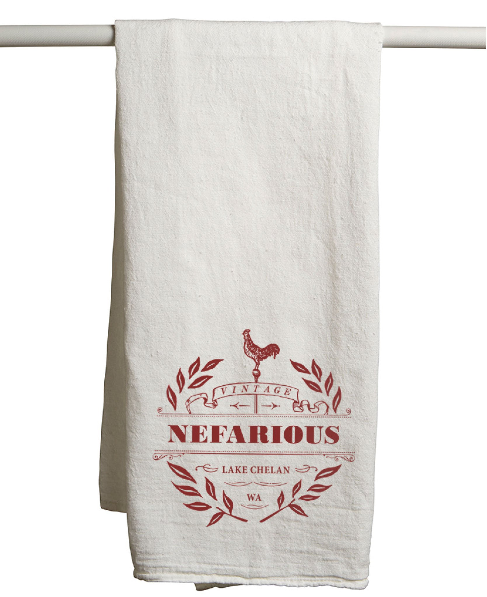 Nefarious Tea Towel