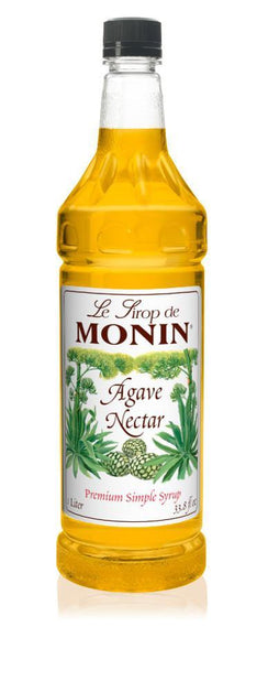 Monin® Syrups - Agave Nectar - Case of 6/1 Liter - Bulk Coffee Beans