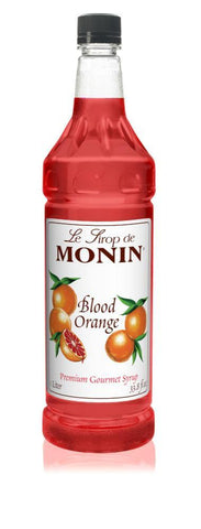 Monin® Syrups - Blood Orange - Case of 6/1 Liter - Bulk Coffee Beans