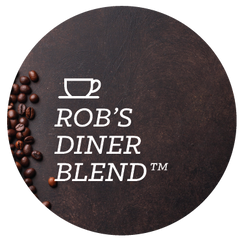 Rob's Diner Blend™ - Java Bean Plus