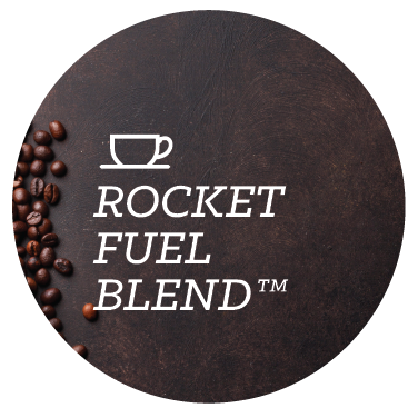 Rocket Fuel Blend (Extra Caffeine)™ - Java Bean Plus