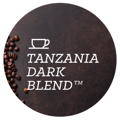Tanzania Dark Blend™ - Java Bean Plus