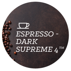 Espresso - Dark Supreme 4™ - Java Bean Plus