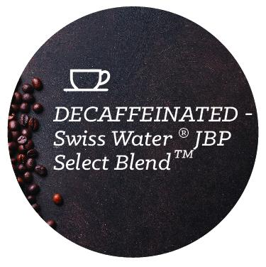 Decaffeinated - Java Bean Select Blend™ - Java Bean Plus
