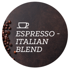 Espresso - Italian Blend - Java Bean Plus
