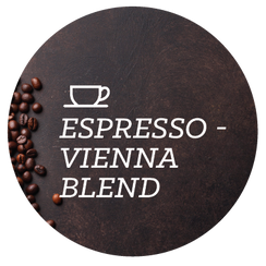 Espresso - Vienna Blend - Java Bean Plus