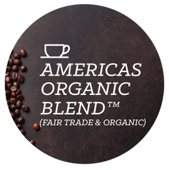 Americas Organic Blend™ (Organic & Fair Trade) Coffee Beans