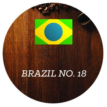 Brazil  No. 18 - Java Bean Plus