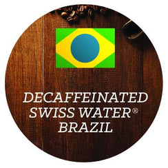 Decaffeinated - Swiss Water® Brazil - Java Bean Plus