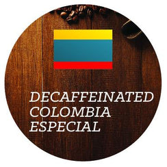 Decaffeinated - Colombia Especial - Java Bean Plus