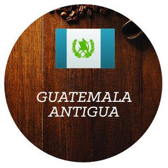 Guatemala Antigua - Java Bean Plus