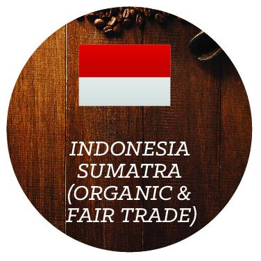Indonesia Sumatra (Organic & Fair Trade) - Java Bean Plus