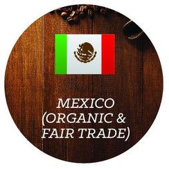 Mexico (Organic & Fair Trade) - Java Bean Plus