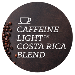 Caffeine Light™ Costa Rica Blend - Java Bean Plus