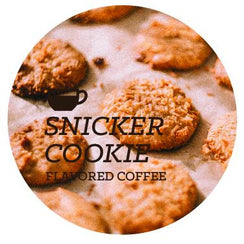 Flavored Coffee - Snicker Cookie - Java Bean Plus