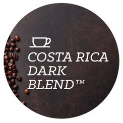 Costa Rica Dark Blend™ - Java Bean Plus