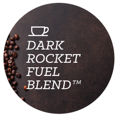 Dark Rocket Fuel Blend™ - Java Bean Plus
