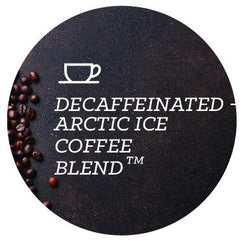 Decaffeinated - Arctic Ice Coffee Blend™ - Java Bean Plus