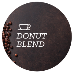 Donut Blend - Java Bean Plus