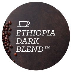 Ethiopia Dark Blend™ - Java Bean Plus