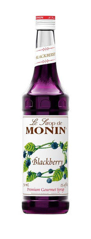 Monin® Syrups - Blackberry - Case of 6/750 mL - Bulk Coffee Beans